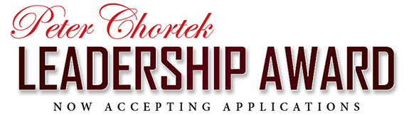 Peter Chortek Leadership Award