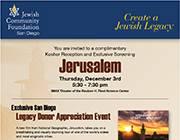 Jerusalem Event