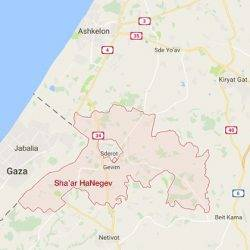 Sha'ar HaNegev, Israel
