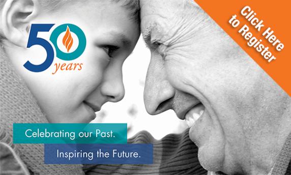 Jewish Community Foundation's 50th Anniversary