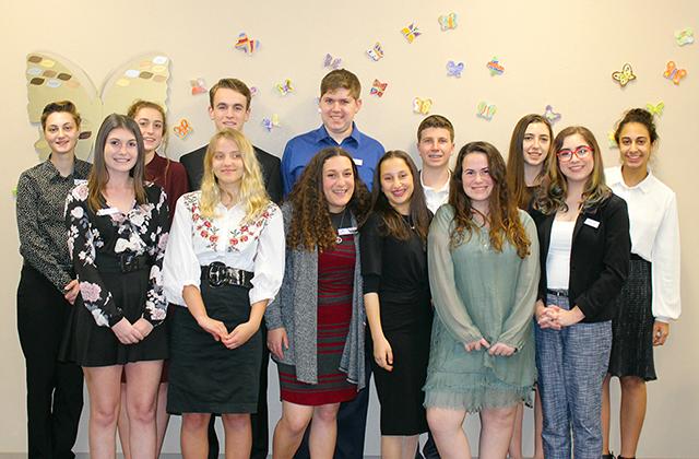 Jewish Teen Foundation 2018