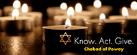 Know Act Give, Chabad of Poway