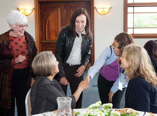 Jewish Women's Foundation Annual Meeting 2019