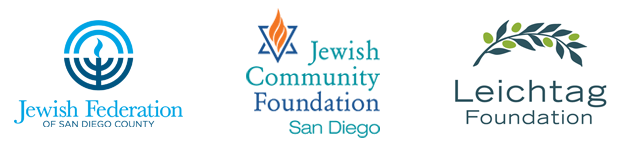 Jewish Federation, Jewish Community Foundation, and Leichtag Foundation
