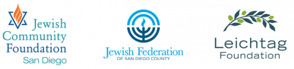 Jewish Community Foundation, Jewish Federation, and Leichtag Foundation