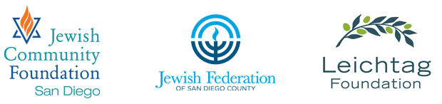 Jewish Community Foundation, Jewish Federation, and Leichtag Foundation