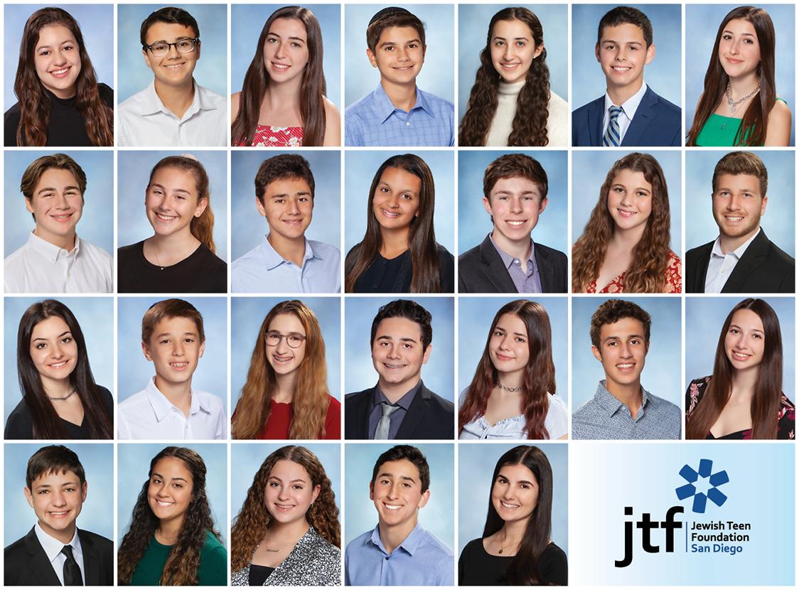 Jewish Teen Foundation 2019-2020