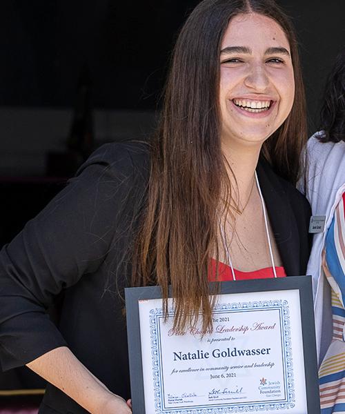 Natalie Goldwasser